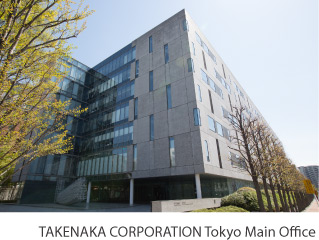 TAKENAKA CORPORATION Head office: Tokyo