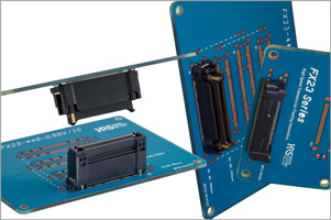 Power & Signal Hybrid, Floating FX23 Serie