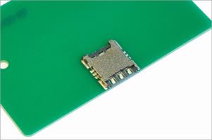 Nano SIM Card Connectors KP13 Series