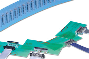 High Speed Board-to-Wire Connector FX16 Series