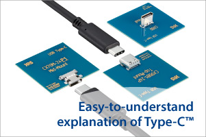Easy-to-understand explanation of Type-C™