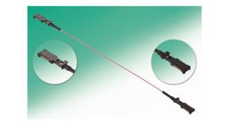 小型の光伝送モジュール