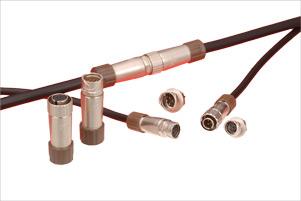 微型防水屏蔽連接器 LF系列