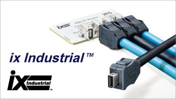 小型・堅牢・高速 ix Industrial™
