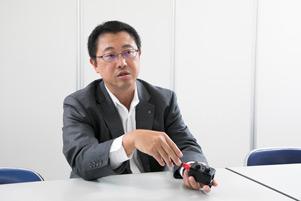 鹿島建設株式会社 東京建築支店 副所長 水井 寛氏