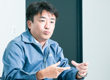 IC技術部 PCC技術課 係長 永田 雅一